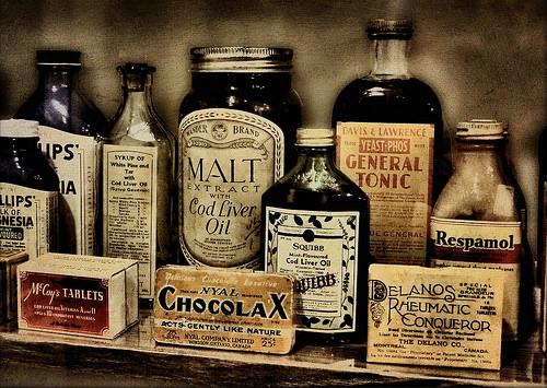 old fashioned cod liver oil
