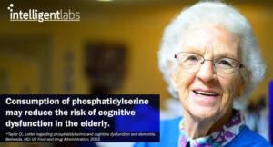 phospahtidylserine and cognitive impairment