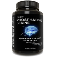 Intelligent Labs Phosphatidylserine 100mg supplement