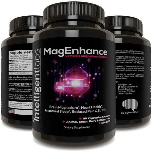 MagEnhance Magnesium Supplement