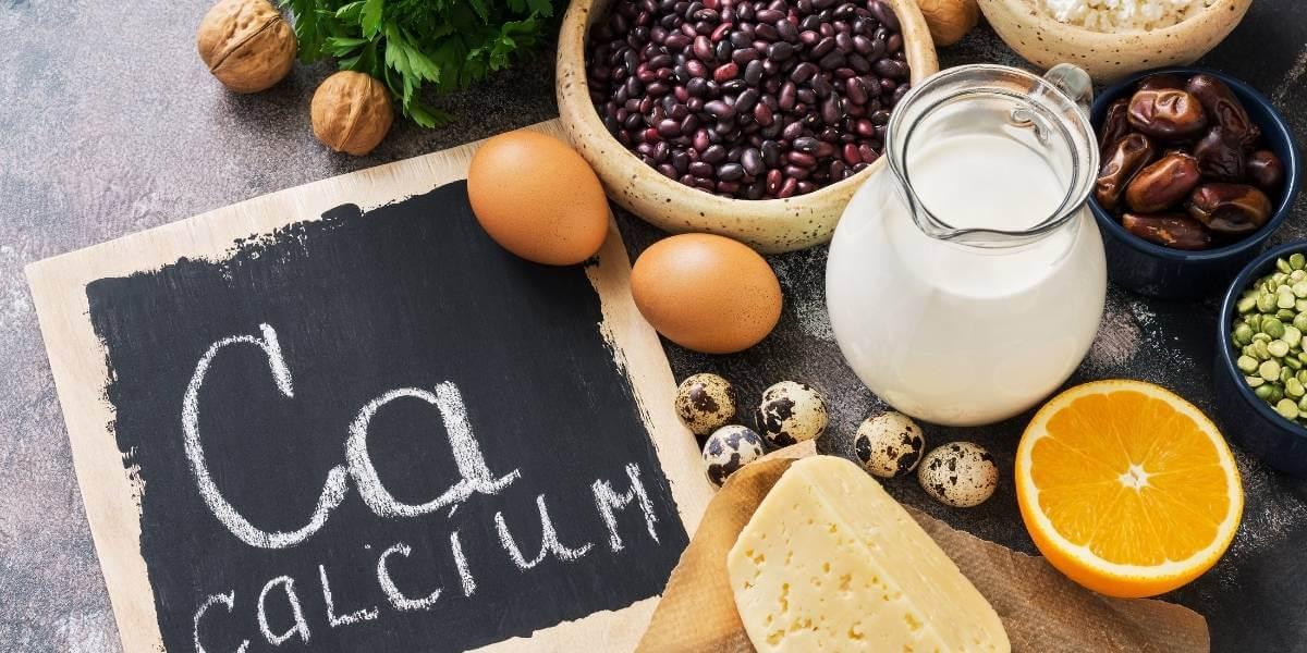 Instead of calcium supplements, eat calcium-rich foods instead