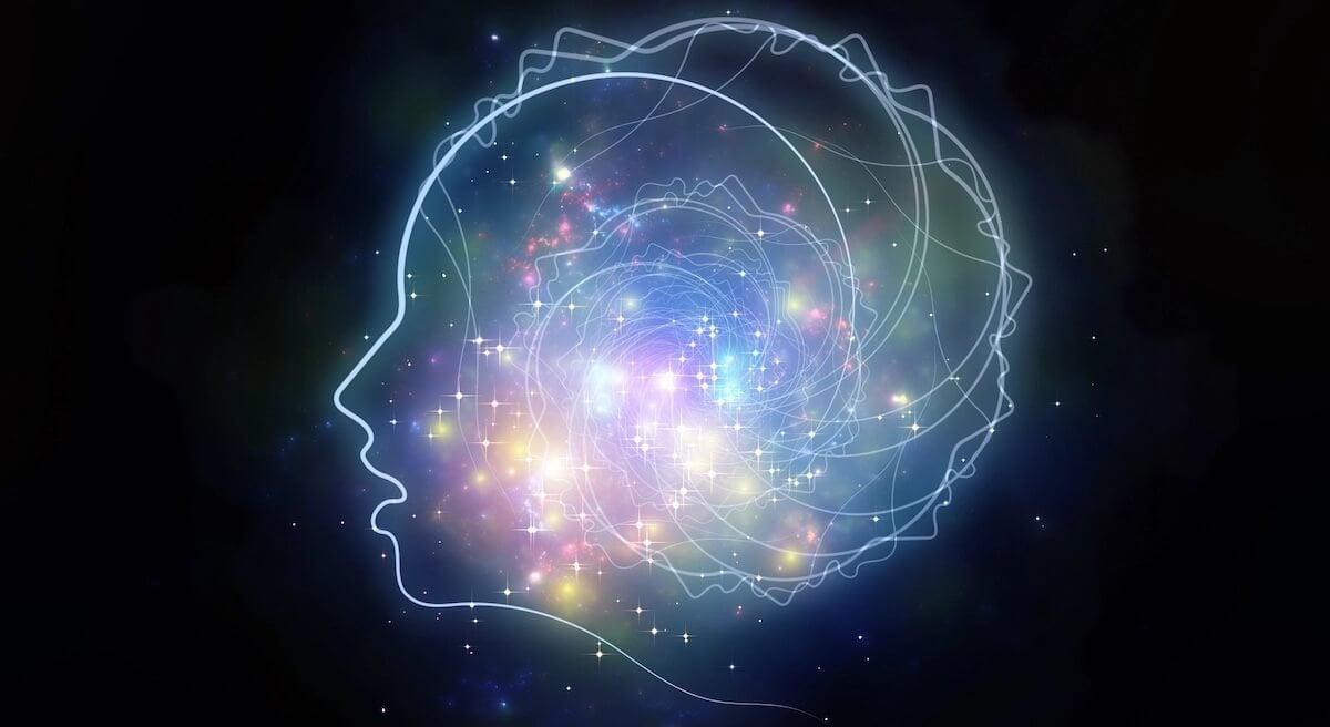 futuristic depiction of human on nootropics